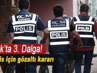 3. Dalga ByLock operasyonu; 81 Polis gözaltına alındı!