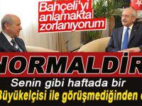 """Kemal Kılıçdaroğlu; """"Bahçeli'yi anlamakta zorlanıyorum!"""""""
