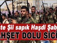 İşte Telafer'e saldıran Şii sapık Haşdi Şabi'nin vahşet dolu sicili!
