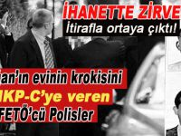 İşte Erdoğan'ın evinin krokilerini DHKP-C'ye veren hainler