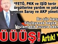 CHP kısa devre yaptı; PKK'yı destekleyen HDP'ye tam destek!