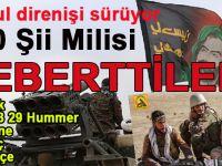 Musul direniyor; 150 Şii Milis öldürüldü!