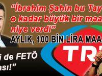 Aylık 100 bin lira maaş, eşi de FETÖ ablası!