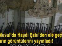 IŞİD, Haşdi Şabi'den gele geçirdiği silahların görüntülerini yayınladı!