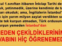 Anadolu ihtilaline karşı küresel CHP