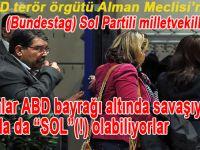 PYD terör örgütü elebaşı Salih Müslim Alman Meclisi'nde!