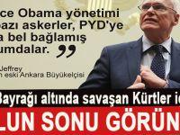 """ABD, YPG'yi """"satmaya"""" hazırlanıyor; Bu iş buraya kadar!"""