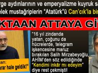O 'Atatürk' de Can'cıkla kaçtı boşuna arama Ahmet Bey