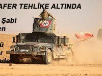 Telafer tehlikede Türkiye alarmda