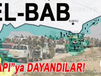 TSK El-Bab'a dayandı!