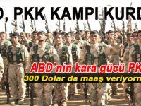 İşte ABD'nin maaşlı PKK'sı!