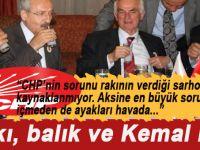 """""""CHP'nin sorunu rakının verdiği sarhoşluktan kaynaklanmıyor"""""""