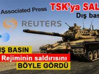Dış basın Esed rejimin TSK'ya saldırısını böyle gördü
