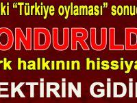 AP'deki kritik 'Türkiye' oylaması sonuçlandı!