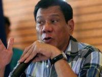 """Duterte; """"Bunun nedeni 50 yıldır sömürge olmamız!"""""""