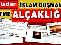 Faciadan İslam düşmanlığı üretme alçaklığı!