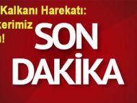 Fırat Kalkanı Harekatı'nda 5 Türk askeri yaralandı