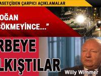 Wimmer: Erdoğan diz çökmeyince darbeye kalkıştılar
