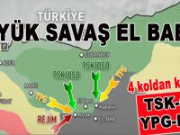 Dabık'ta beklenen 'Büyük Savaş' El-Bab'da kopmak üzere!
