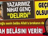 """""""Kılıçdaroğlu senin belanı Allah'a bırakanın da Allah belasını verir"""""""