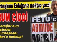 """Kılıçdaroğlu'nun kardeşinden Erdoğan'a mektup; """"Bunu CHP Genel Başkanı ağbeyime de anlatmaya çalıştım.."""""""