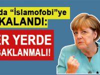 """Bu da """"İslamofobi""""ye yakalandı; Her yerde yasaklanmalı!"""