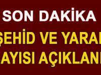 İstanbulda patlama; 15 Şehidimiz var!