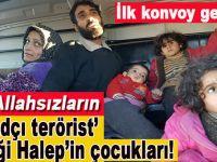 """İşte Allahsızların """"Cihadçı terörist"""" dediği, Halep'in çocukları!"""