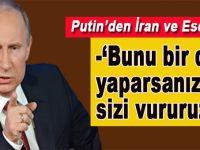 """Rusya'dan İran ve Esed'e uyarı: """"Sizi vururuz!"""""""