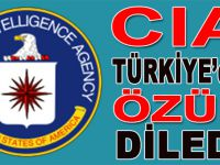 'CIA Türkiye'den özür diledi'