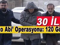 Dev operasyon; 30 İlde 120 Gözaltı; Kripto Abi'ler toplanıyor!