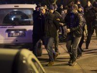 ABD Ankara Büyükelçiliği önünde silah sesleri!