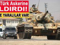 DEAŞ Türk Askerine saldırdı; 4 Şehid, 15 yaralı!