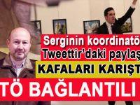 Serginin koordinatörünün tweettir paylaşımları kafaları karıştırdı!