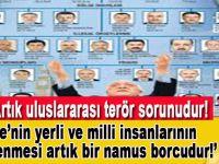 """Ufuk Coşkun: """"Türkiye'nin yerli, milli ve şerefli insanlarının kenetlenmesi artık bir namus borcudur!"""""""