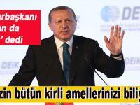"""Erdoğan; """"Kuzey Suriye'de yeni devlet kurulmasına müsaade etmeyeceğiz"""""""