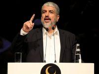 Halid Meşal: BM'nin kararı Netanyahu'yu çıldırttı