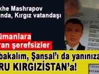 Reina saldırganı Iakhe Mashrapov 28 yaşında ve Kırgız vatandaşı