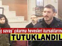 Kahvehanelerde 'iç savaş' provakasoyonu yapan hesapta 'laikler' tutuklandı!