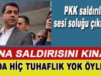 PKK katliamlarını kutsayan Demirtaş, Reina saldırısını kınadı!