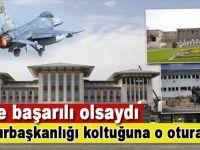 Darbe başarılı olsaydı Erdoğan'ın koltuğuna Albay Barış oturacaktı!