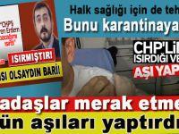 CHP'li Erdem tarafından bacağından ısırılan AK Partili vekil olay anını anlattı