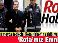 FETÖ'nün medya tetikçisi  Rotahaber'in sahibi Ünal Tanık yakalandı!