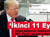 NY Post yazarından çok tartışılan tweet; İkinci 11 Eylül!