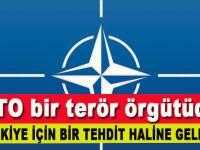 """""""NATO bir terör örgütüdür!"""""""
