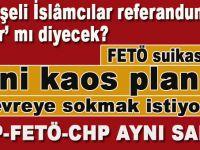Endişeli İslamcılar referandumda 'hayır' mı diyecek?