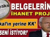 Kılıçdaroğlu'nun, Wikileaks belgeleriyle bir ABD projesi olduğu ortaya çıktı!