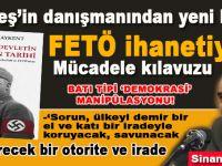 Sinan Baykent'ten FETÖ ile mücadele kılavuzu!