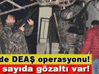 23 ilde büyük DEAŞ operasyonu: Çok sayıda gözaltı var