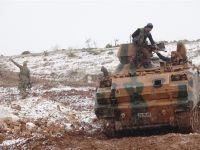 El-Bab'da saldırı: 4 askerimiz şehit oldu